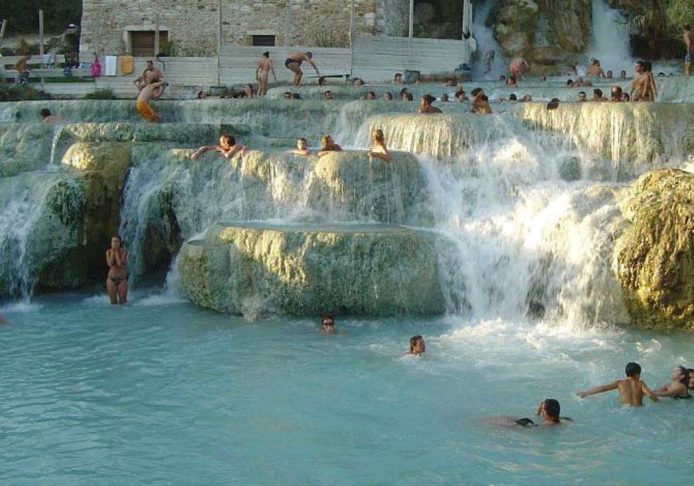 черногория фото термальных источников
